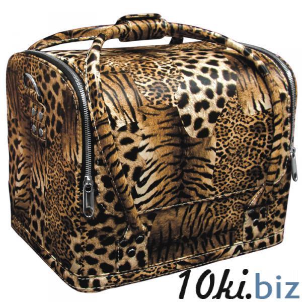 Сумка-чемодан тигра Чемоданы и кейсы для мастеров маникюра в Москве