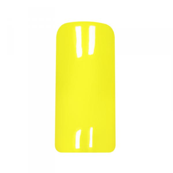 Гель-паста Planet Nails неоново-желтая 5г