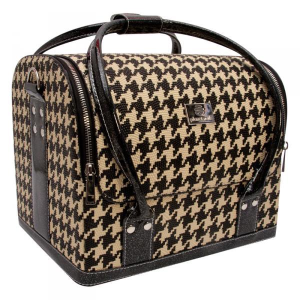 Сумка-чемодан Гусиная лапка MAX