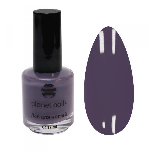 Лак для ногтей с эффектом гелевого покрытия Planet Nails (890) 17мл