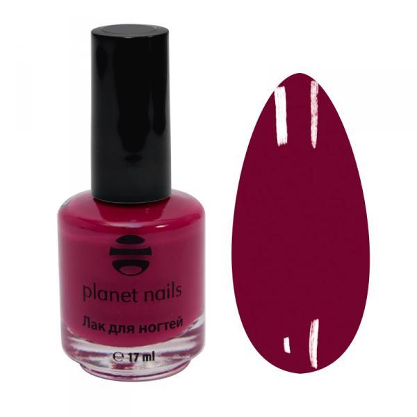 Лак для ногтей с эффектом гелевого покрытия Planet Nails (884) 17мл