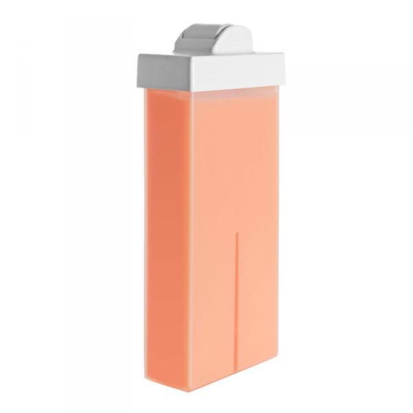 Воск в картридже розовый с маленьким роликом100 мл