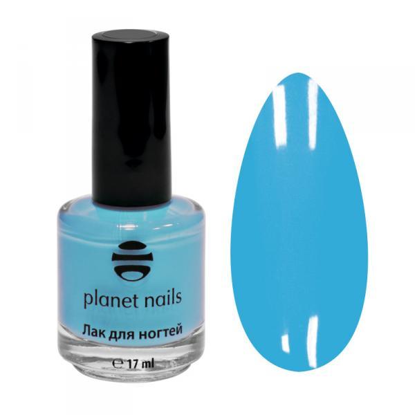 Лак для ногтей с эффектом гелевого покрытия Planet Nails (876) 17мл