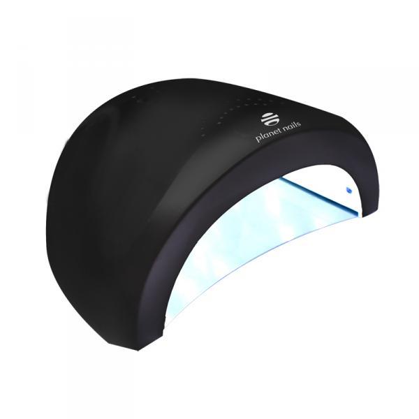 LED/УФ лампа 24/48W Magnetic черная