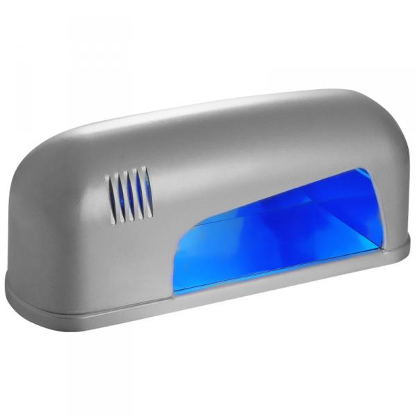 УФ лампа N9W ASN Classic серебряная