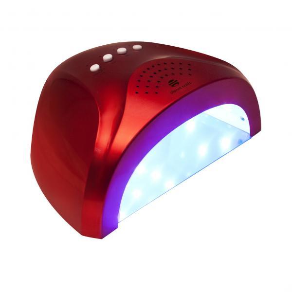 LED/УФ лампа 24/48W Sunlight красная
