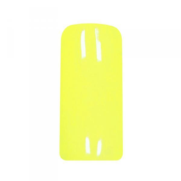 Гель-краска без липкого слоя Planet Nails - Paint Gel неоново-желтая 5г