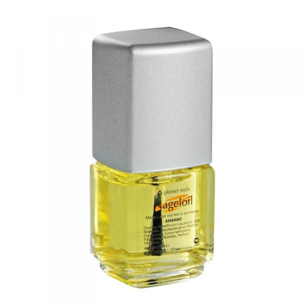 Масло для ногтей и кутикулы PN-Nageloil ананас11мл