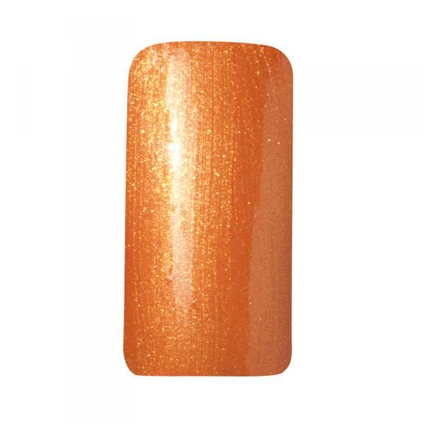 Гель Planet Nails - Farbgel цветной оранжевый перламутр 5г
