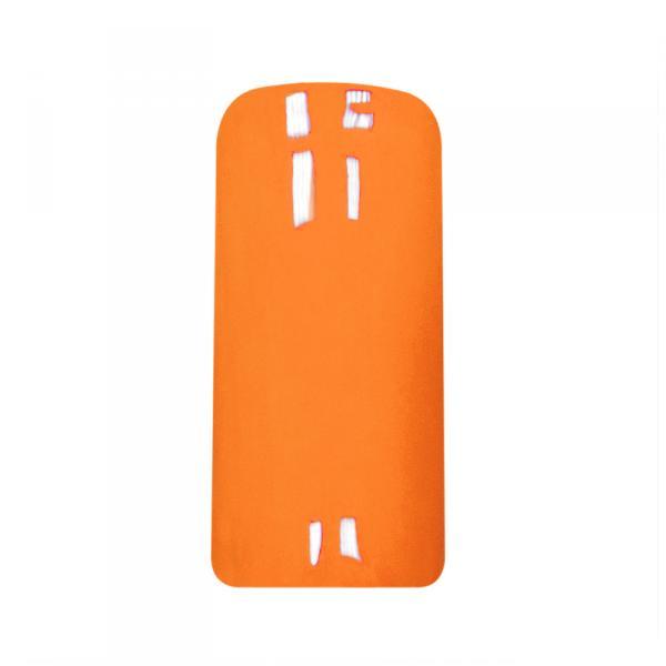 Гель-паста Planet Nails неоново-оранжевая 5г