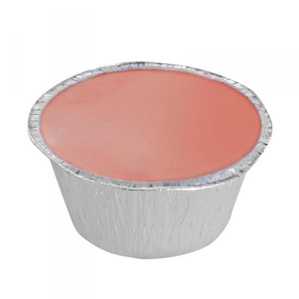 Воск горячий розовый 100г