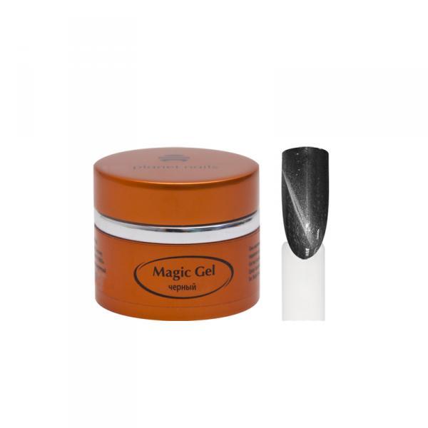 Гель PN magic Gel - магнитный черный 5г