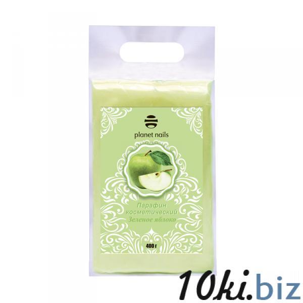 Парафин косметический Planet Nails, Зеленое яблоко 400гр Все для парафинотерапии в России