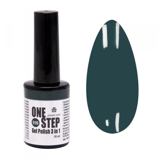 Гель-лак Planet Nails, ONE STEP - 910, 10мл