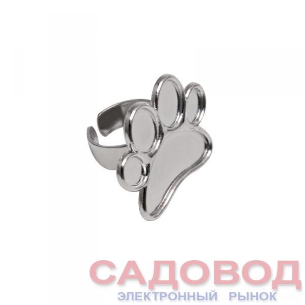 Палитра-кольцо для смешивания краски Палитра для маникюра на рынке Садовод