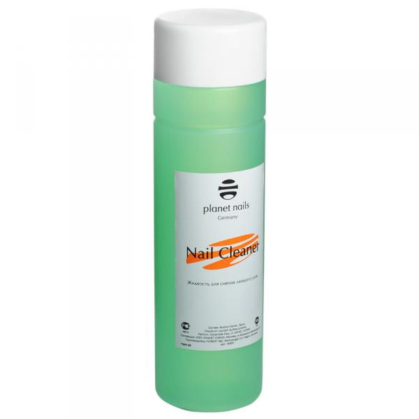 Жидк. для снятия липкого слоя PN Nail Cleaner 500