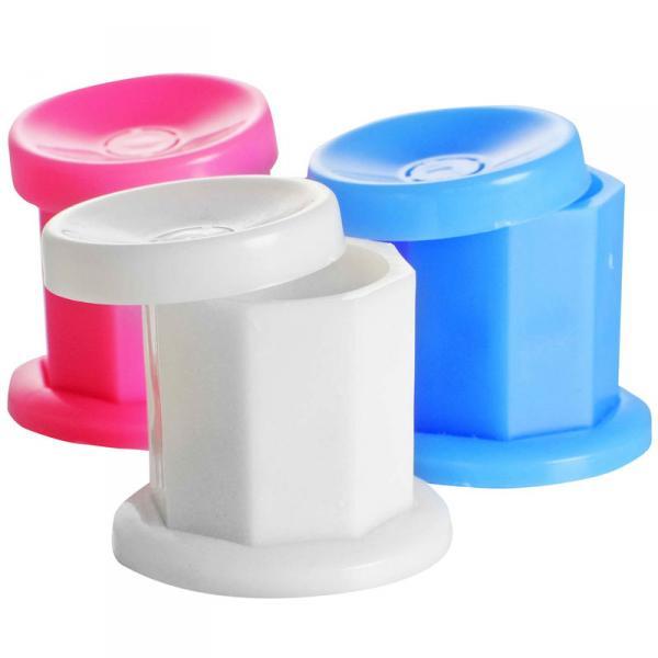 Емкость для ликвида пластиковая с крышкой
