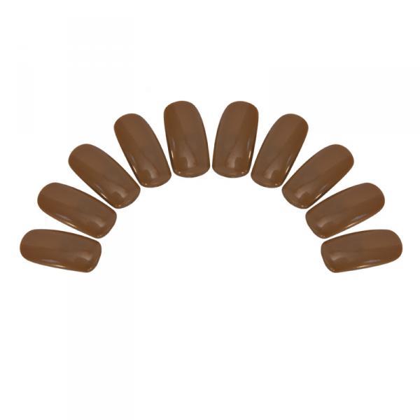 Сменные ногти на муляж руки (100шт в уп.)