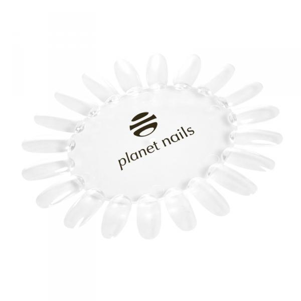 Палитра для лаков ромашка, с логотипом