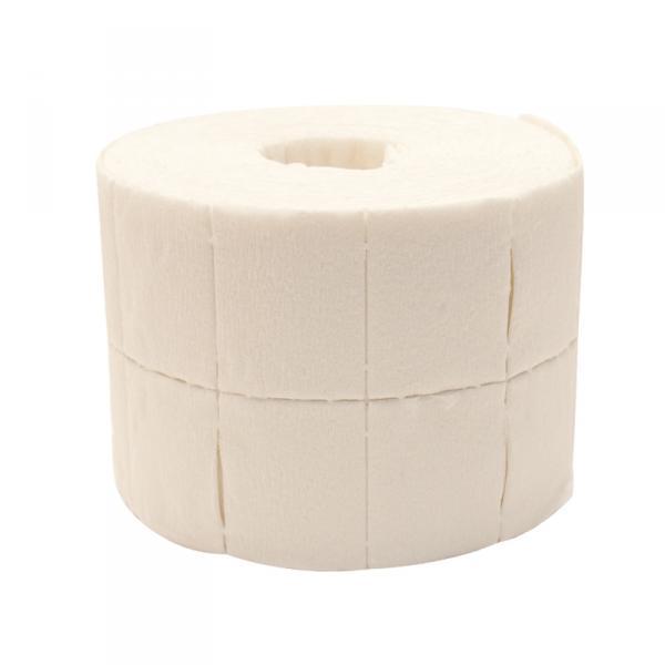 Салфетки для маникюра, безворсовые (лигнина) 500 шт/рулон
