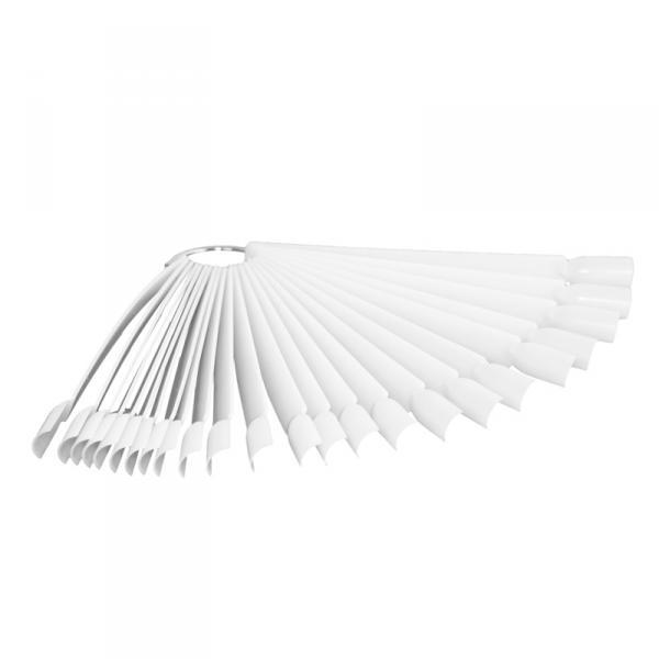 Палитра для лаков веер, 24 шт