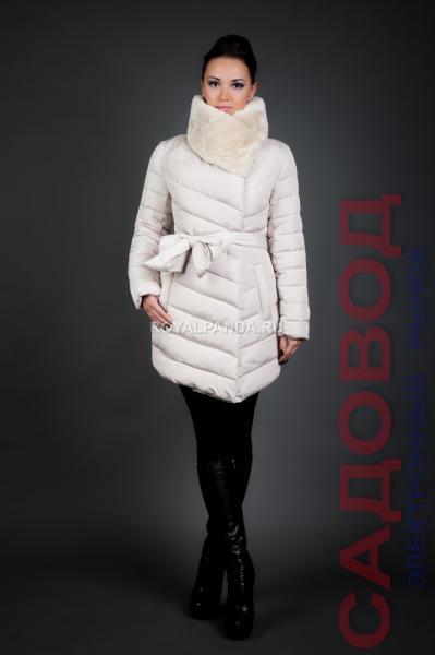 Женская куртка зимняя 15708 Куртки женские на рынке Садовод