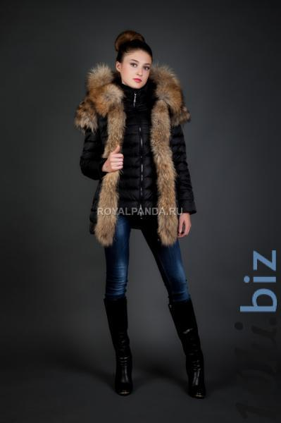 Женская куртка зимняя 15009 Куртки женские в России
