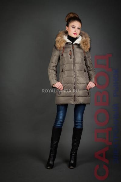 Аляска женская зимняя 166 Куртки женские на рынке Садовод