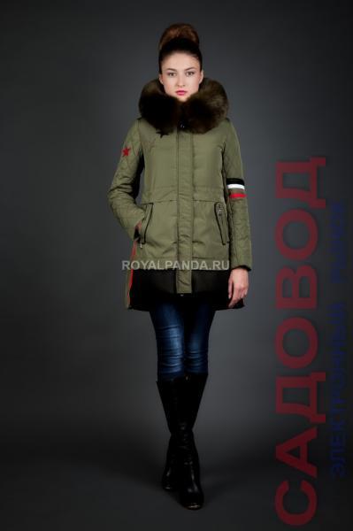 Аляска женская зимняя 831 Куртки женские на рынке Садовод