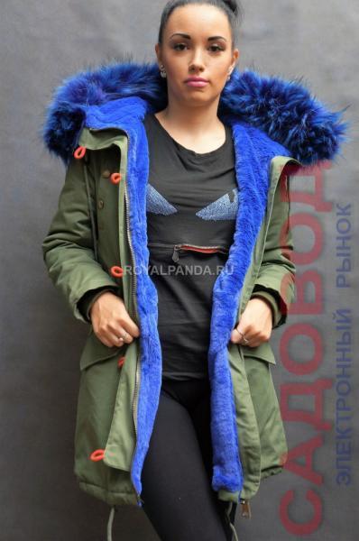 Парка женская зимняя 168 Куртки женские на рынке Садовод