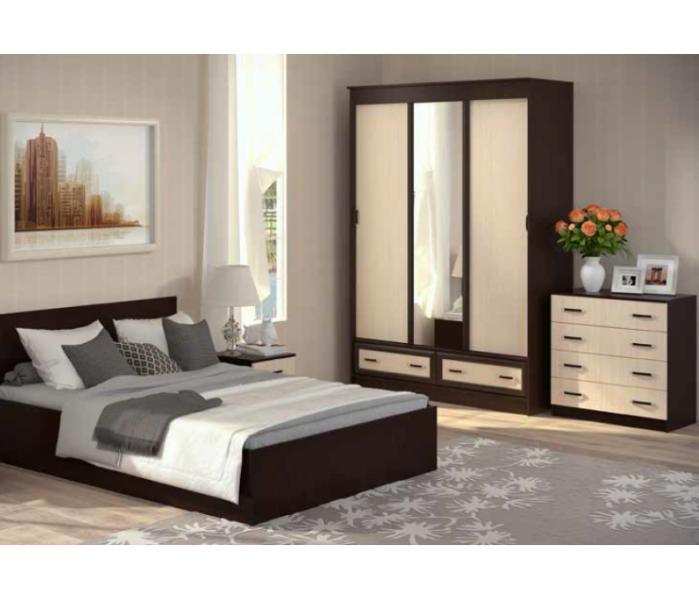 Фото Мебель для спальни Модульная спальня Ронда (комплектация 4)