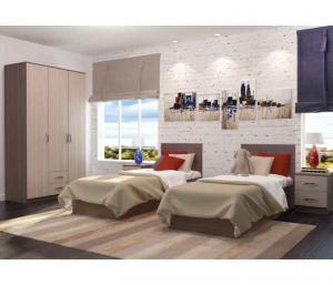 Модульная спальня Ронда (комплектация 5)