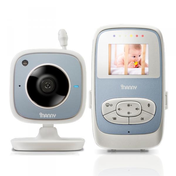 Цифровая видеоняня с LCD дисплеем 1,8