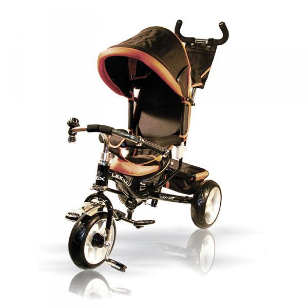 Детский трехколесный велосипед VipLex 908-3D