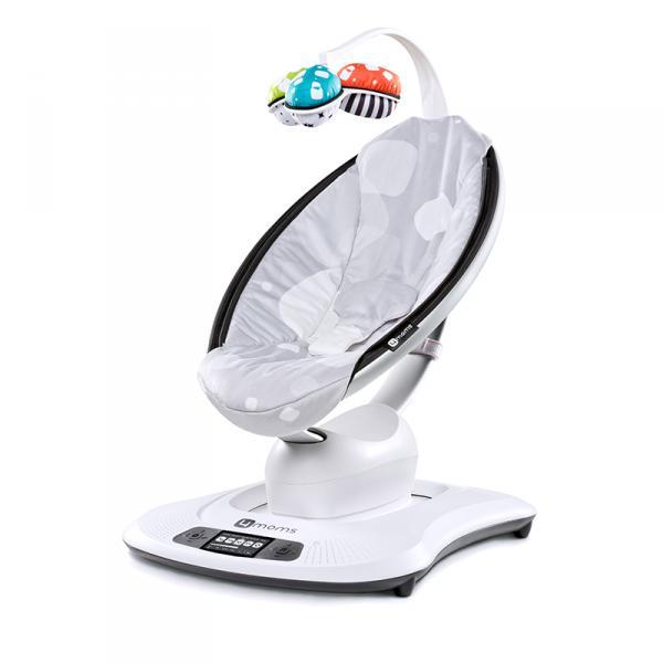 Автоматическое детское кресло-качалка 4moms MamaRoo 3.0