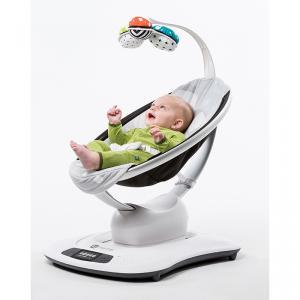 Фото Детская мебель, Автоматическое детское кресло-качалка Автоматическое детское кресло-качалка 4moms MamaRoo 3.0