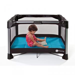 Фото Детская мебель, Детский манеж-кровать Детский манеж 4moms Breeze
