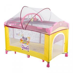 Фото Детская мебель, Детский манеж-кровать Детский манеж-кровать Babies P-695I