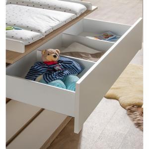 Фото Детская мебель, Пеленальный комод Пеленальный комод Geuther United
