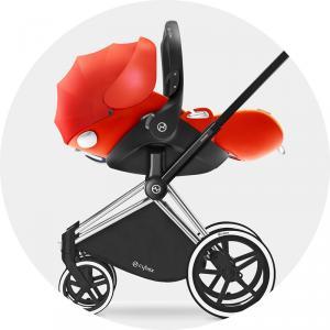 Фото Детские автокресла Детское автокресло Cybex Cloud Q Plus