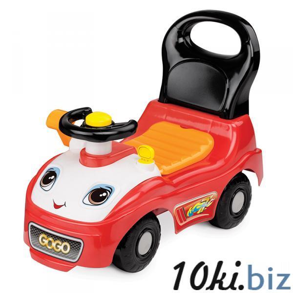 Машина каталка-ходунок Принц (Weina) Ходунки детские в Москве