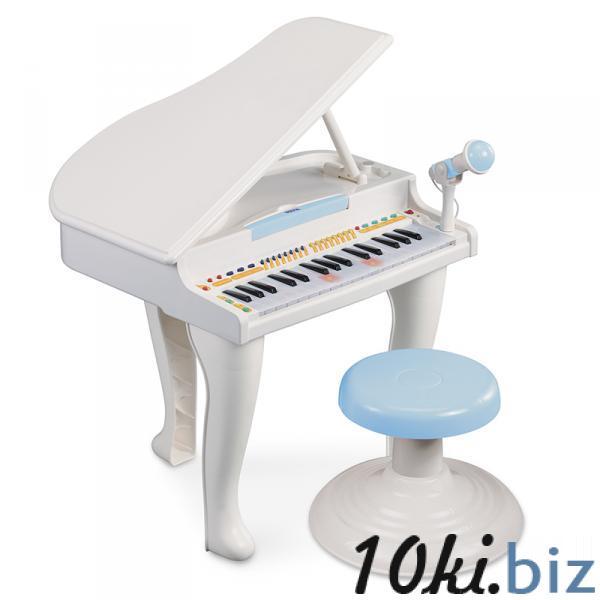 Рояль со стульчиком Weina-2105 Музыкальные игрушки  в России