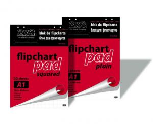 Блок бумажный для флип-чарта 2x3 (разные форматы, линовка и ЦЕНЫ, см. подробнее)