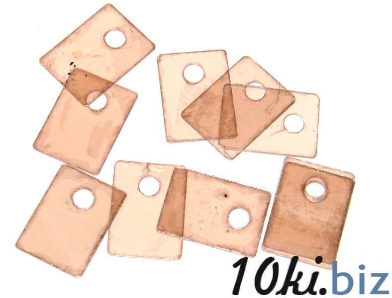 Слюда подложка прокладка слюдяная изолятор 12 х 18 мм. ТО-220 купить в Полтаве - Оборудование для электроснабжения