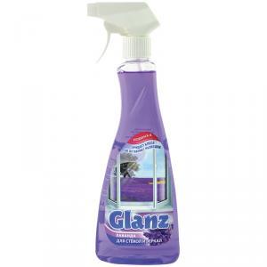 Средство для мытья стекол и зеркал Glanz