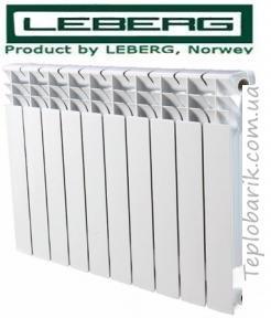 Фото Радиаторы отопления, Биметаллические радиаторы Биметаллический радиатор LEBERG 500x80 (Норвегия)