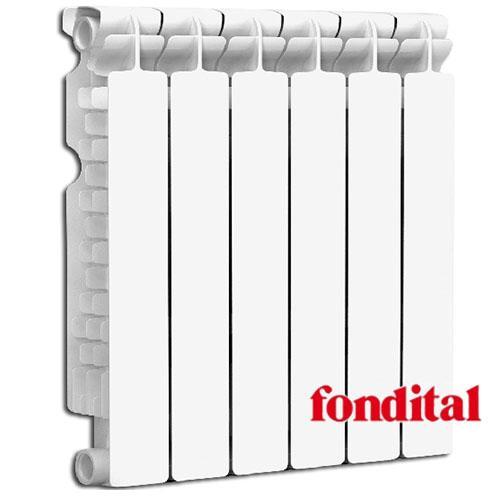 Биметаллический радиатор FONDITAL ALUSTAL 500x100 (Италия)
