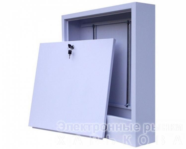 Шкаф для коллектора на 5-7 выходов:550*580*120(Наружный) - Коллекторные шкафы на рынке Барабашова