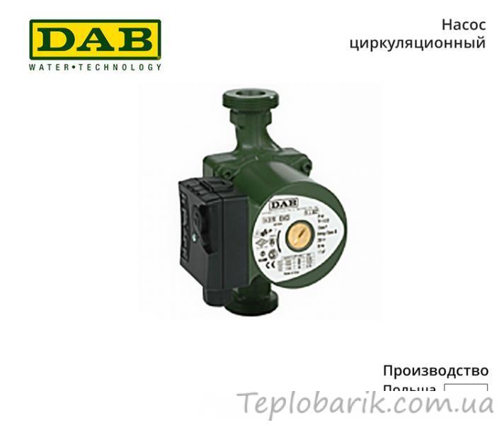Фото Насосное оборудование, Циркуляционные насосы Циркуляционный насос DAB VA  55*180 (Польша) 1 год гарантии