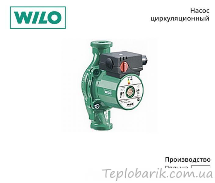 Фото Насосное оборудование, Циркуляционные насосы Циркуляционный насос керамический марки Wilo Star RS 25-4*180